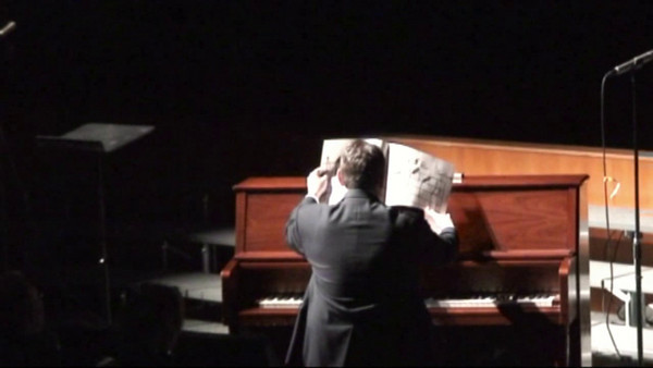 2011-04-14: Green Tie Gala videos