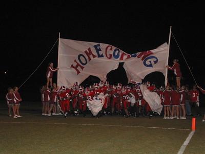 Homecoming 10/17/2003