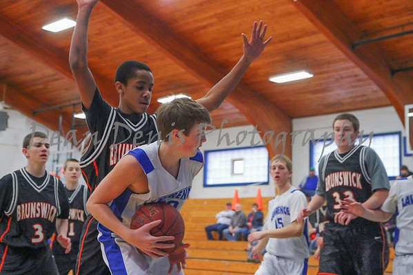 Lawrence Freshman Boys Vs. Brunswick