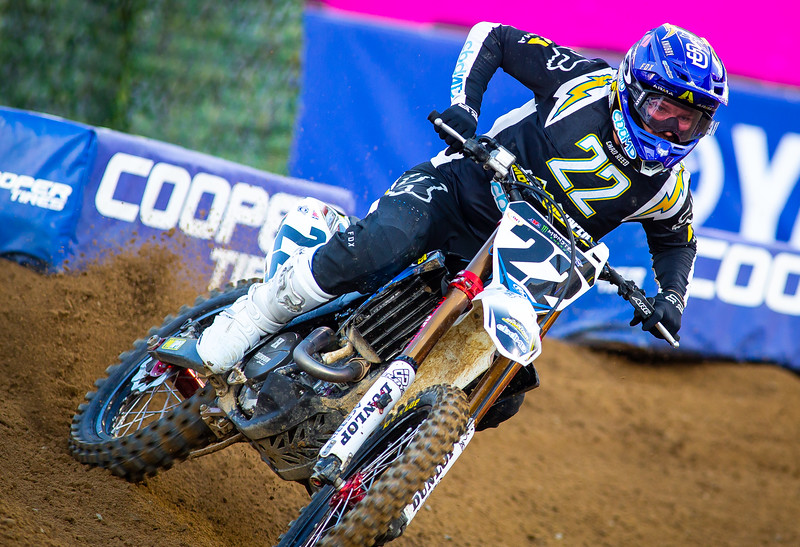 CHAD REED ONE LAST RIDE 2020