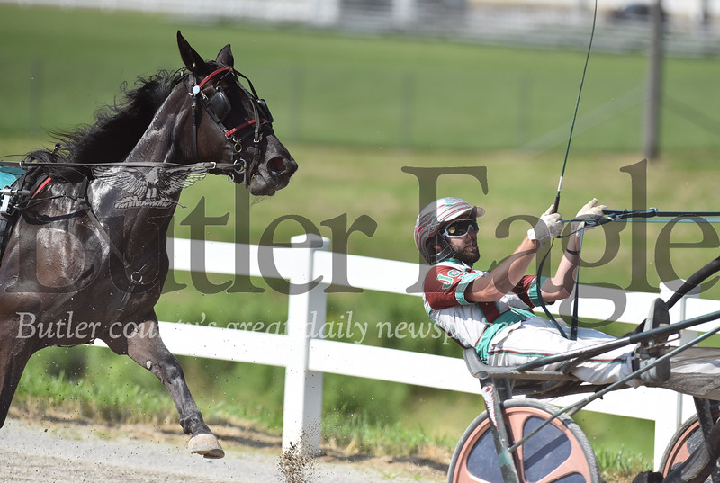 70594  Big Butler Fair Harness Racing