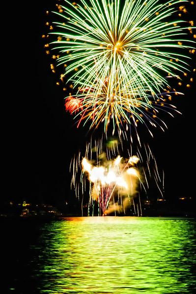 Indianola Fireworks
