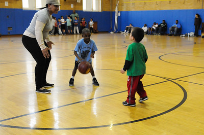 Youth Basketball League