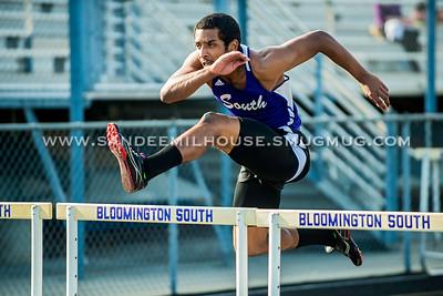 2014 South Track - Sprints