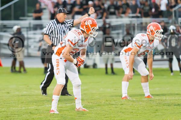 Boone Varsity Football #6 - 2013