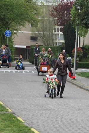 Kindercorso Voorhout 2011 - 2