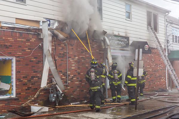 Paterson NJ 3rd alarm, 85 Berkshire Ave. 05-02-21