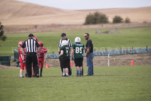 Lumberjack Youth Football D2 vs. Liberty