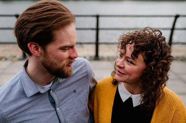 Ryan and Liza in Dublin