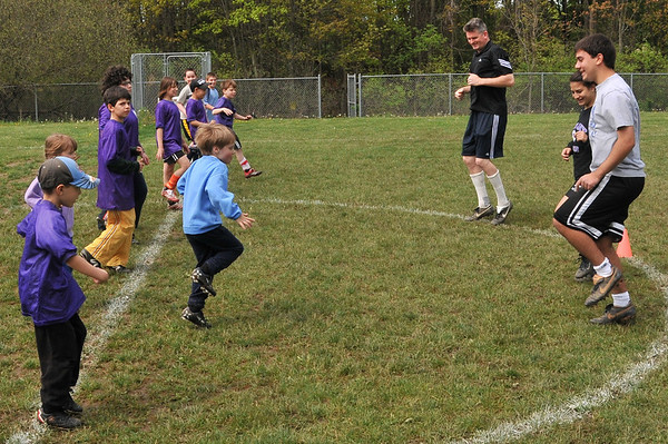 Soccer League 5-10-08