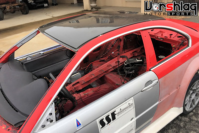 Vorshlag Widebody E46 Coupe Race Car