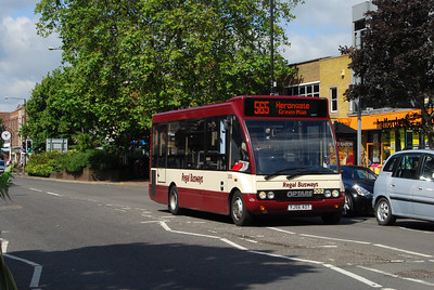 Brentwood's buses - Regal Busways