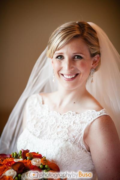 Bride + Family Portraits