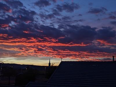 Vegas Sunsets