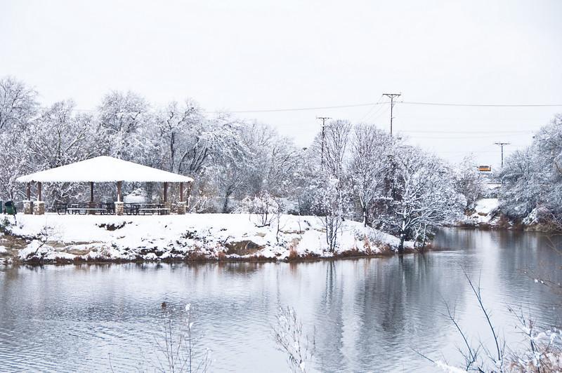 Snow - February 11-12, 2010