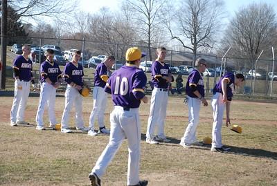 North Henderson Knights Baseball 2014