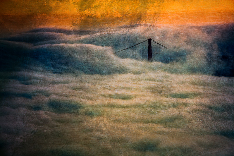 North Tower, Golden Gate Bridge, San Francisco