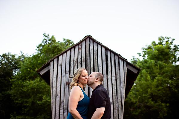 Nicole and Anthony Engagement