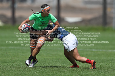 Scion Rugby Women 2017 USA Club 7's National Championships