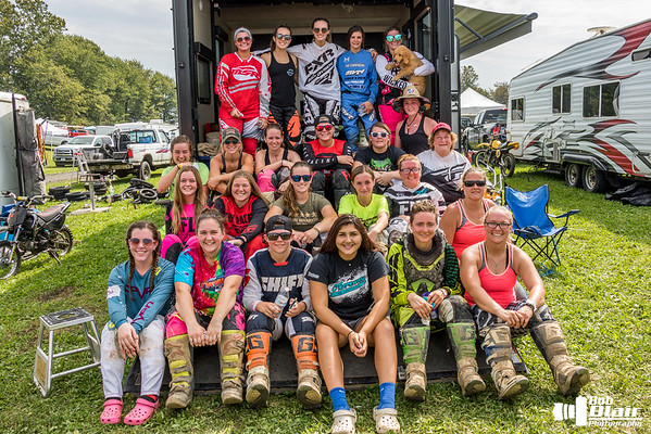 Cato MX Womens Race  9-22-19