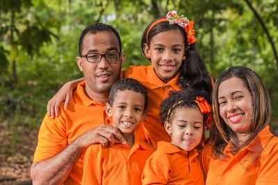 Sesion Walkiria y Familia