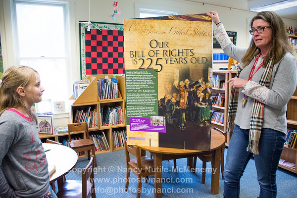 Bill of Rights Quechee Library