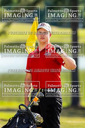 2021 Gilbert Boys Golf Team and Individuals