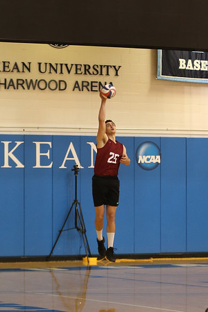 Stevens Volleyball v Kean 180127
