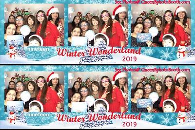 Nineteen 800 Winter Wonderland 2019