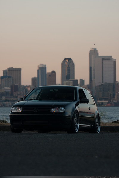 Drive-by on a GTI