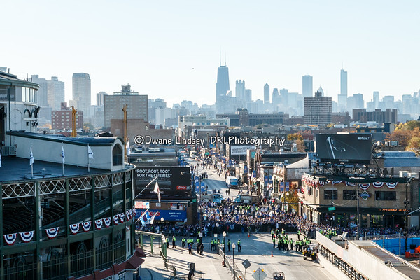Cubs World Series Parade 2016