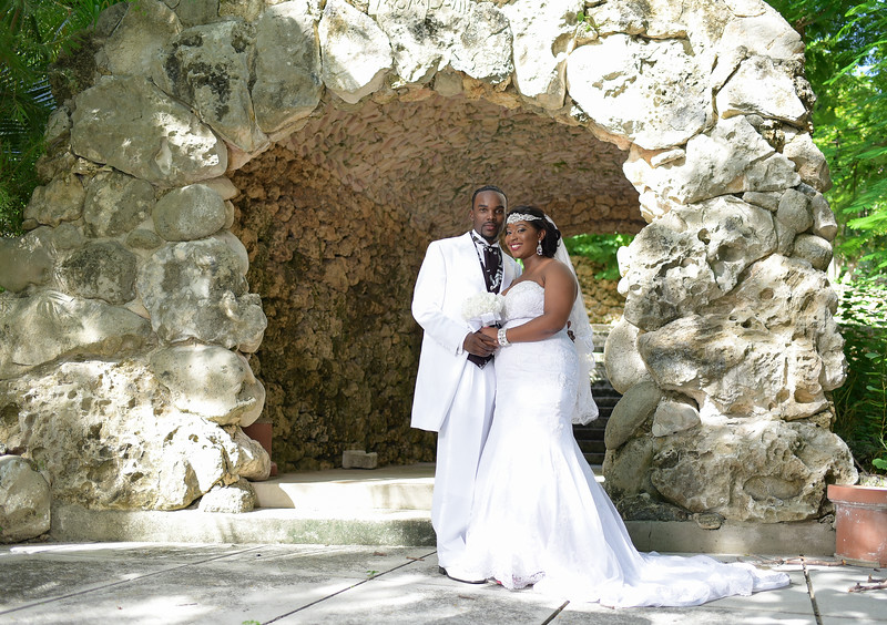 Vonnesha & Jackson Wedding