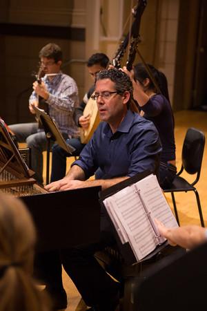 SFCM:Baroque Ensemble Poppea Rehearsal 3/4/2015