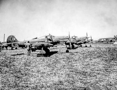 P-400 Aircobras