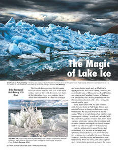 The Magic of Lake Ice
