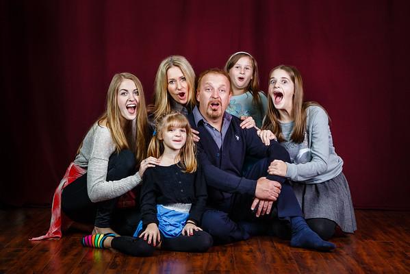 Leszek's family