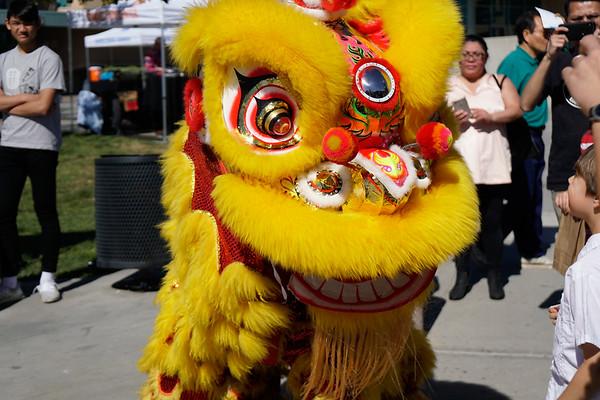 Lunar New Year Celebration 02/18/18