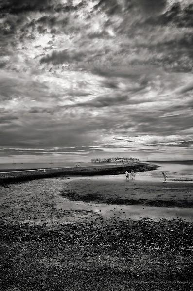 Silver Sands Low Tide