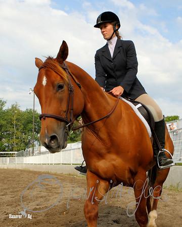 Hanover Ag - Light Horse Show
