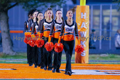 Dance at Langley (homecoming) Football Game 10/16/15
