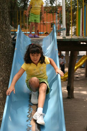 San Miguel Kids at Juarez Park