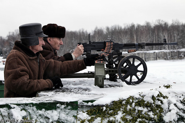 Celebration of 70th anniversary of the victory in the Battle of Stalingrad in TSNIITOCHMASH