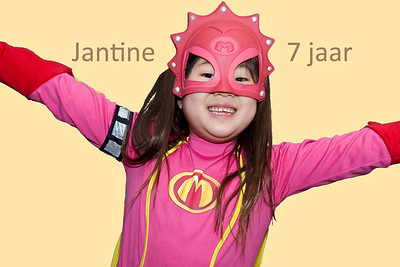 Verjaardagen Jantine