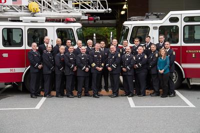 Hartford Fire Department Oct 2015