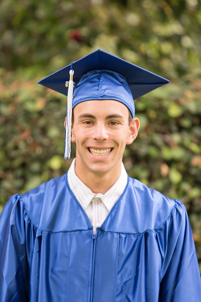 Ross High School Graduation 6-2016