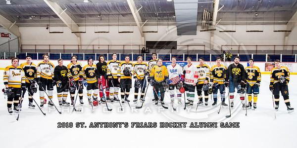 2018-12-29 -  St. Anthony's Friars Alumni Game