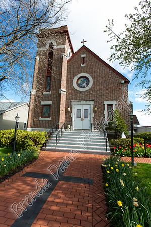 St. Anne's Communion 2016