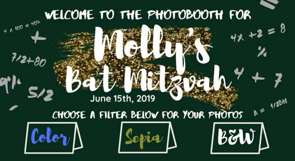 Molly's Bat Mitzvah