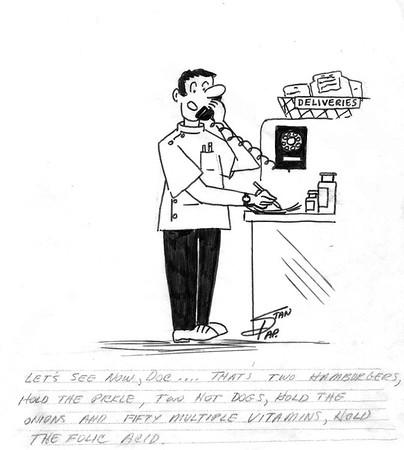 Stan Papajohn Comics