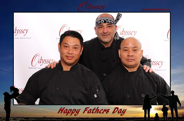 THE ODYSSEY FATHERS DAY